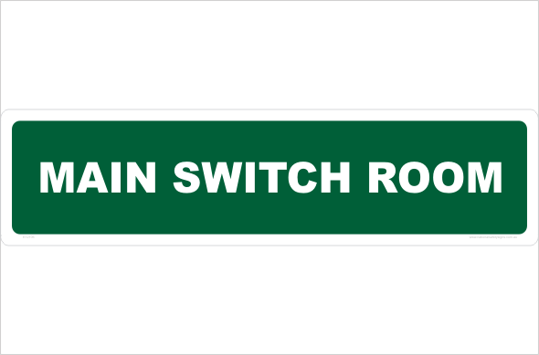 Main Switch Room
