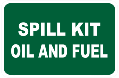 Spill Kit Oil and Fuel