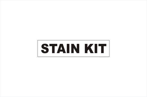 Stain Kit