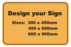 Custom Road Signs