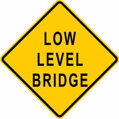 Low Level Bridge Sign