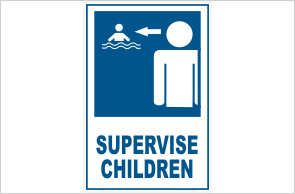 Supervise Children
