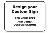 Customise a Sign