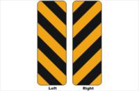 Hazard Marker Sign