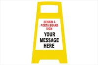 Design A Porta Sign