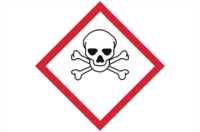GHS06 Acute Toxicity Label