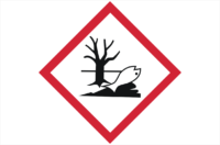 GHS09 Environment Hazard Label
