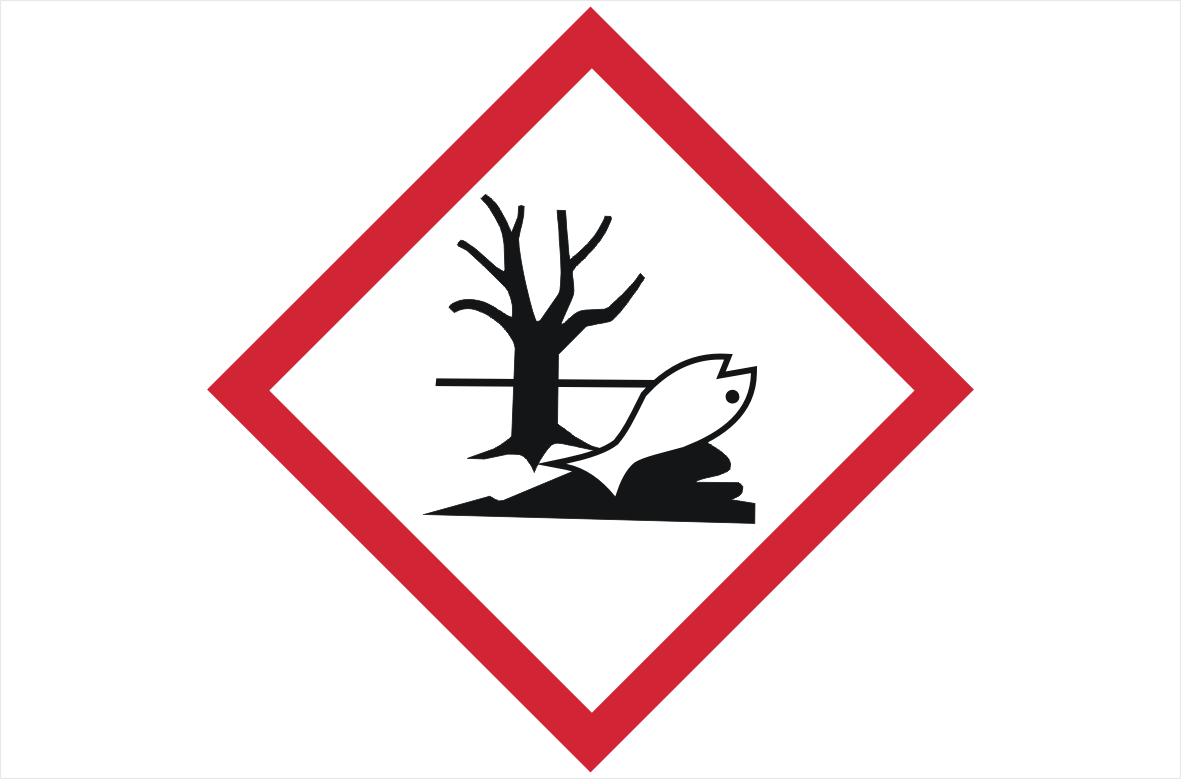 GHS09 Environment Hazard Label
