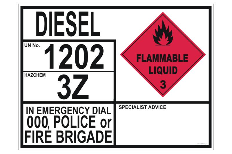 Diesel Transportation panel