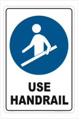 Use Handrail