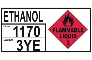 Ethanol Storage Panel