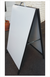 A-Frame Sign Stand