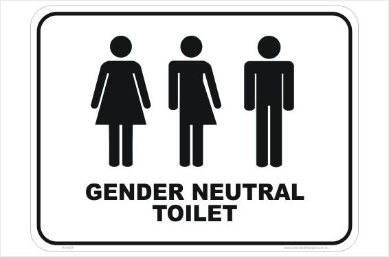 88 Gender Neutral Bathroom Sign Edmonton Councillors