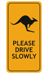 Kangaroo Signs Australia