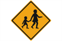 School and Playground Signs