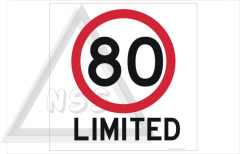80 limited sign