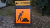 Roadwork Signs Brisbane South & Gold Coast