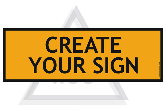 Create your Sign
