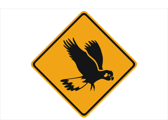 Cockatoo Sign