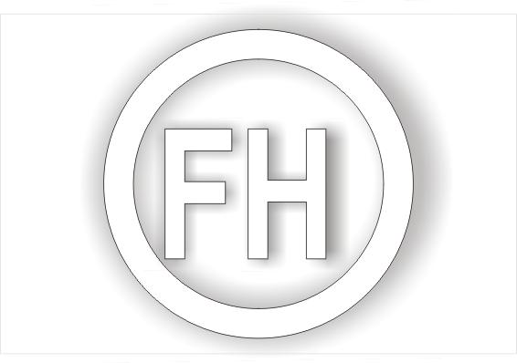 Fire Hydrant Location sticker