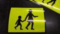 School Bus Warning sign