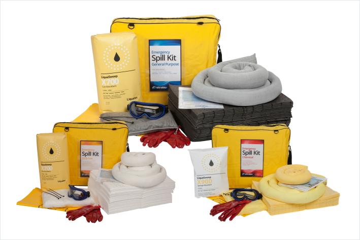 50 Litre Spill Kit