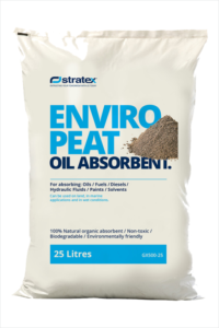 Enviropeat Oil Absorbent