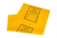 Contaminated Waste Disposal Bag