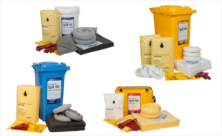 Spill Kits and Control