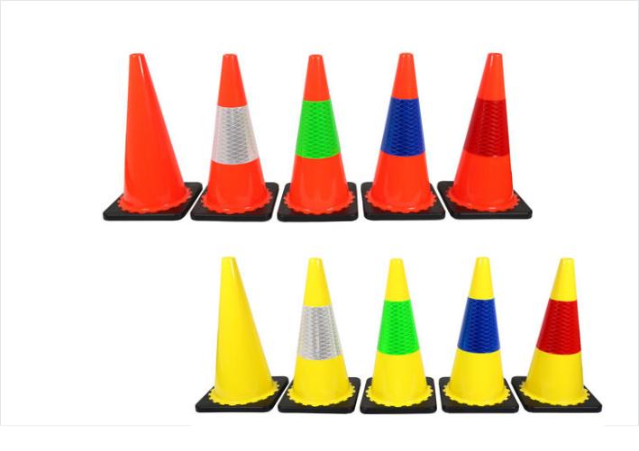 Compliant Traffic Cone