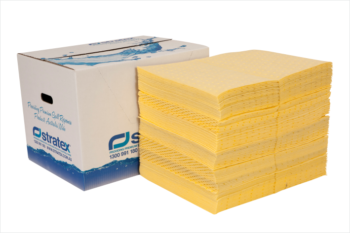 Chemical Heavyweight Absorbent Pads