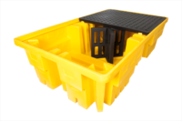 IBC Double Bunded Spill Pallet
