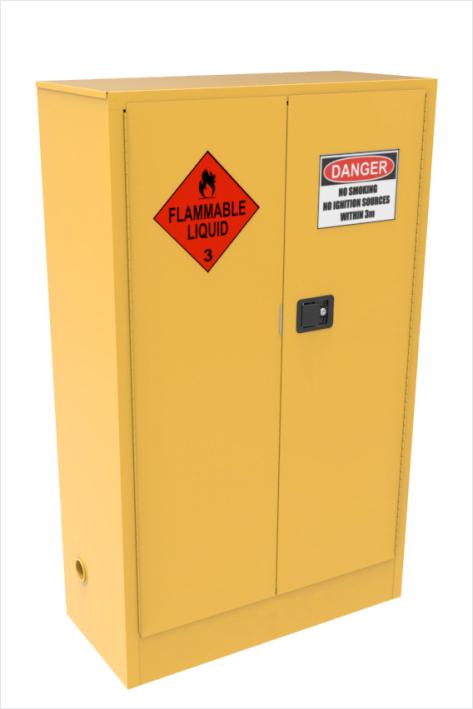 Class 3 Flammable Liquids Storage Cabinets