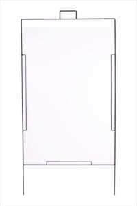 Budget sign frame 900x600