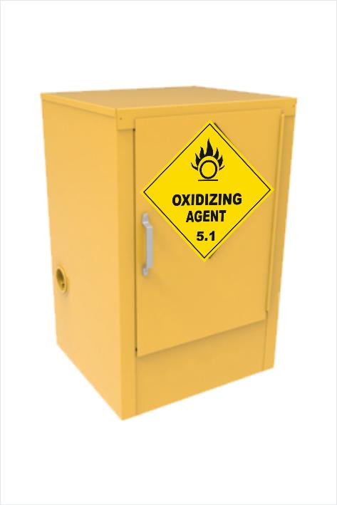 Class 5_1 Oxidizing Agent Storage