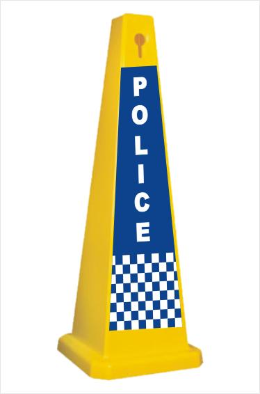 Police Traffic Cone