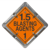 Blasting Agents 1.5 Placard