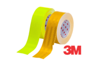 3M Conspicuity Reflective Vehicle Marking Tape - 3M-983 Fluoro