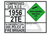 Compressed Gas NOS transport panel