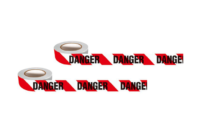 Danger Barrier Tape