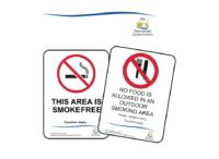 Tasmania Smoking Signs