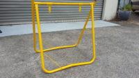 Yellow Swing Stand 600mm