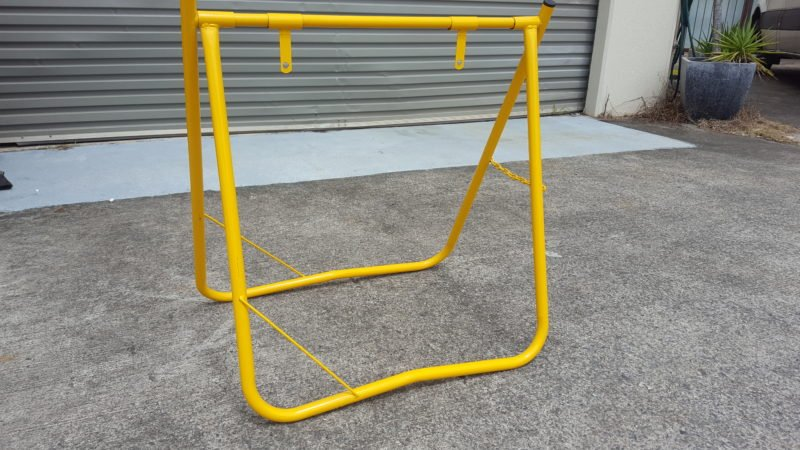 Yellow Swing Stand 600mm