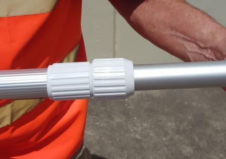 Stop Slow Controller Baton adjustable handle