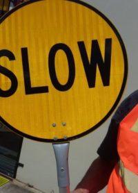 Stop Slow Controller Baton