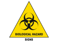 Biological Hazard Signs