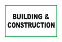 Design Building and Construction signs