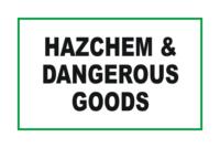 Design HazChem and Dangerous Goods Signs