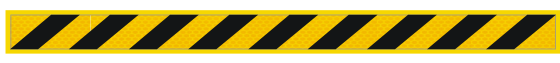 Median Barrier Board - centre lane barrier board