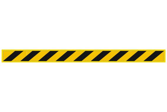 Median Barrier Board - centre lane barrier board